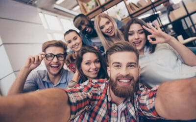 Surround Yourself with Positive Friends and Reap These Benefits